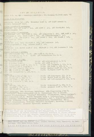 Bulletins (vnl. opstellingen) 1965-09-29