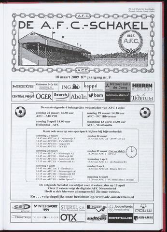 Schakels (clubbladen) 2009-03-18