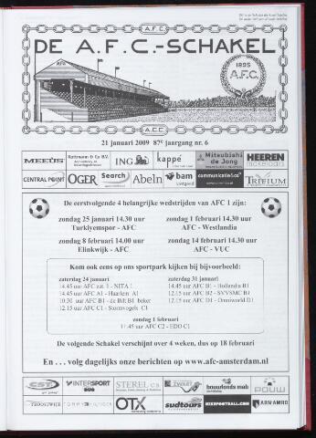 Schakels (clubbladen) 2009
