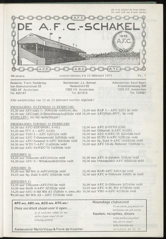 Schakels (clubbladen) 1978-02-15