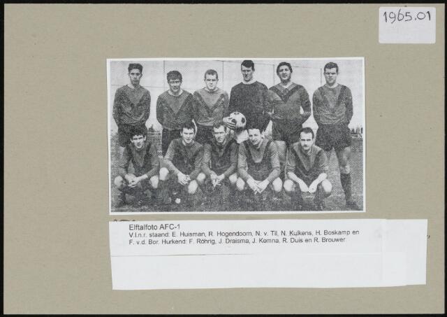 Foto's 1965