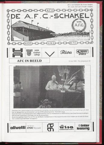Schakels (clubbladen) 1990-05-16