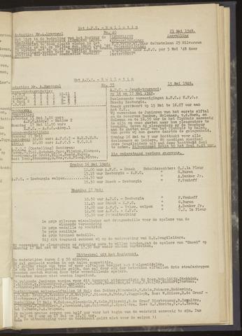 Bulletins (vnl. opstellingen) 1948-05-13