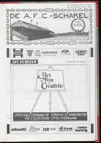 Schakels (clubbladen) 1989