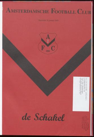 Schakels (clubbladen) 2007-08-22
