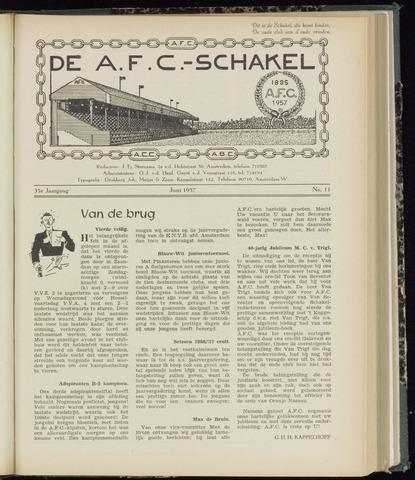 Schakels (clubbladen) 1957-06-01