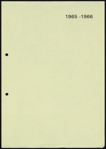Jaarverslagen 1966-06-01