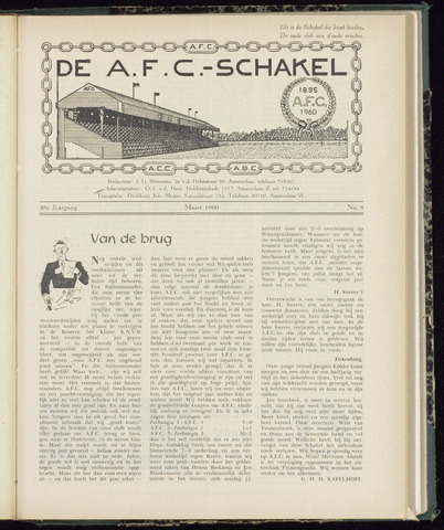 Schakels (clubbladen) 1960-03-01