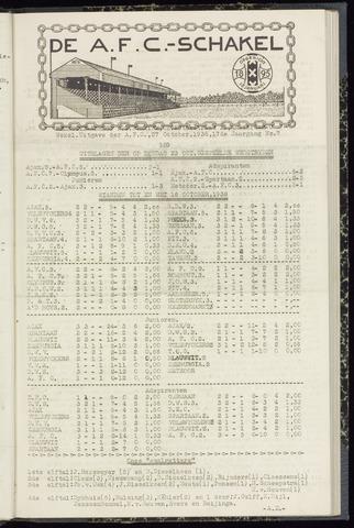 Schakels (clubbladen) 1938-10-27