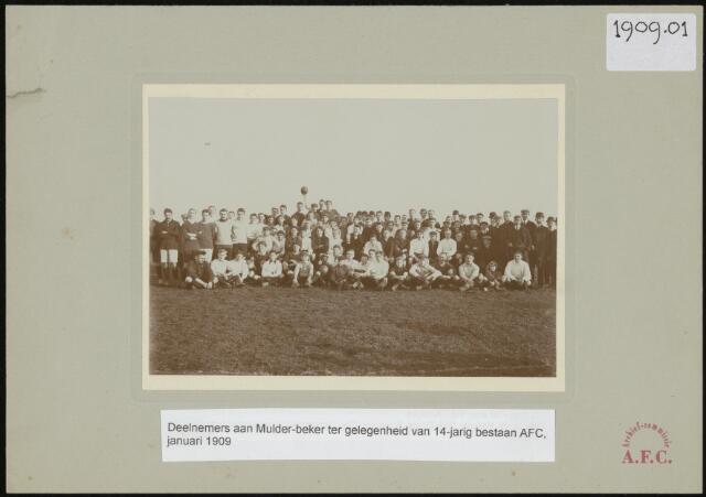 Foto's 1909