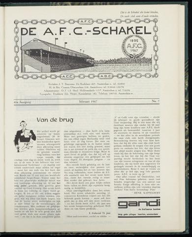 Schakels (clubbladen) 1967-02-01