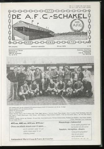 Schakels (clubbladen) 1979-05-30
