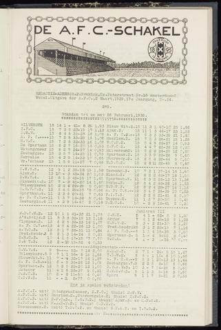 Schakels (clubbladen) 1939-03-02