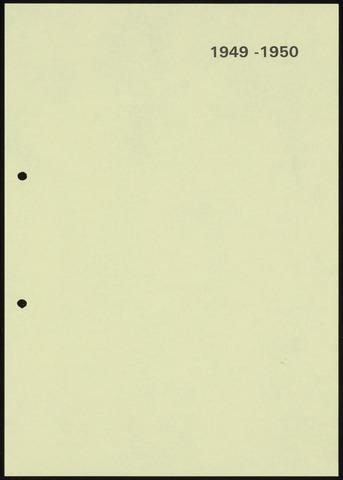 Jaarverslagen 1950-06-01