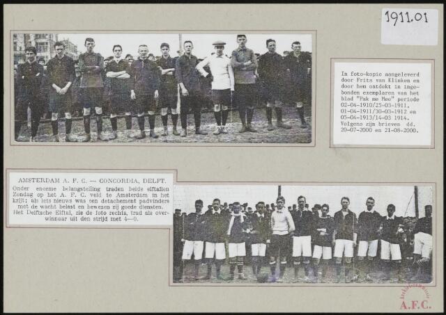 Foto's 1911-01-01