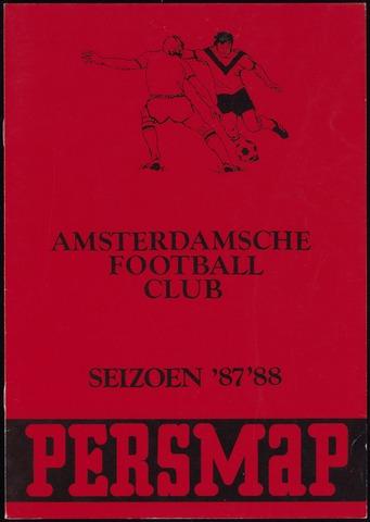 Persmappen 1987