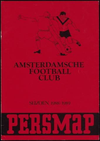 Persmappen 1988-09-01