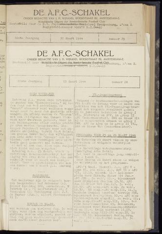 Schakels (clubbladen) 1944-03-23
