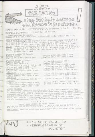 Bulletins (vnl. opstellingen) 1967-01-25