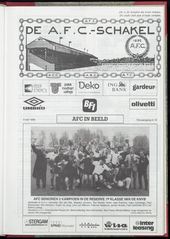 Schakels (clubbladen) 1995-05-03