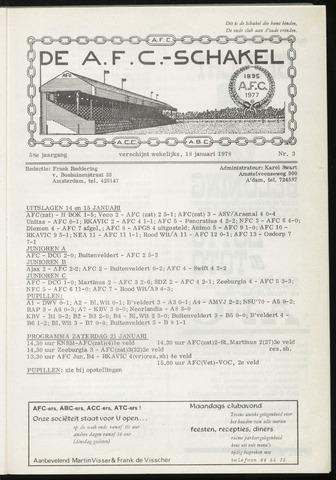 Schakels (clubbladen) 1978-01-18