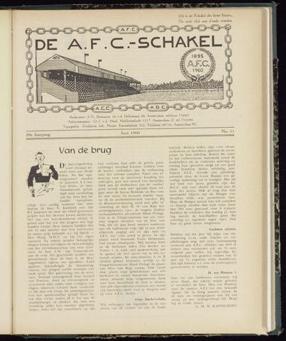 Schakels (clubbladen) 1960-06-01