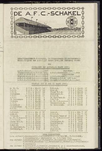 Schakels (clubbladen) 1940-03-15