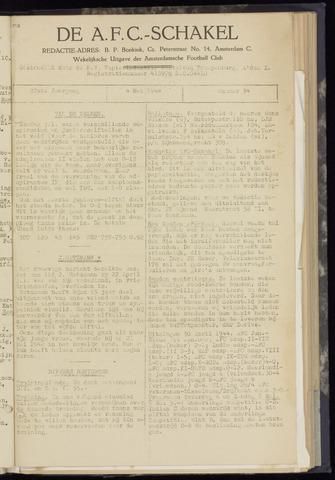 Schakels (clubbladen) 1944-05-04