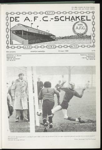 Schakels (clubbladen) 1980-03-12