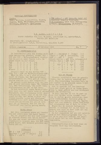 Schakels (clubbladen) 1945-10-18