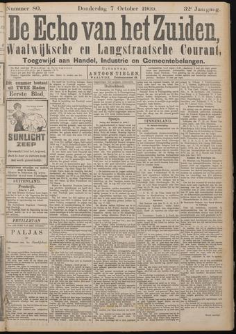 Echo van het Zuiden 1909-10-07