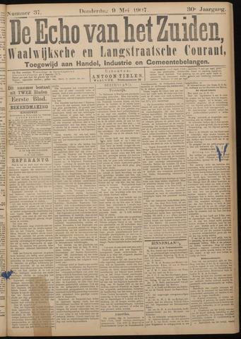 Echo van het Zuiden 1907-05-09