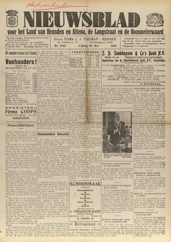 Nieuwsblad het land van Heusden en Altena de Langstraat en de Bommelerwaard 1941-05-23