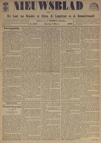 Nieuwsblad het land van Heusden en Altena de Langstraat en de Bommelerwaard 1908-03-07