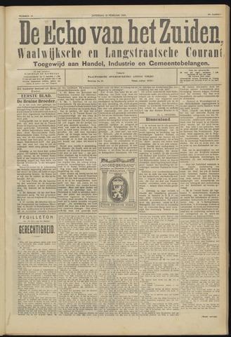 Echo van het Zuiden 1924-02-16
