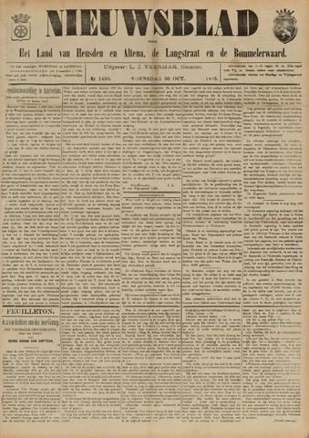 Nieuwsblad het land van Heusden en Altena de Langstraat en de Bommelerwaard 1895-10-30