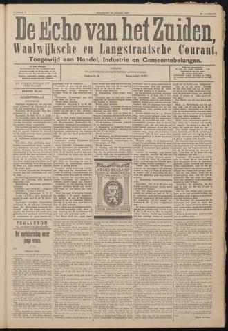Echo van het Zuiden 1925-01-28