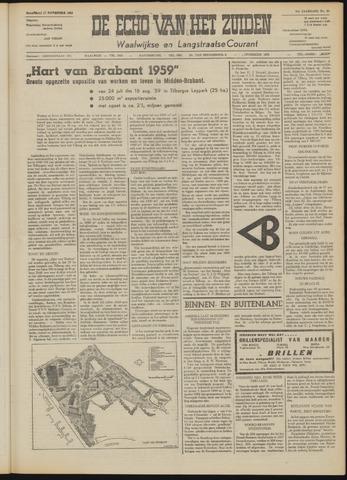 Echo van het Zuiden 1958-11-17