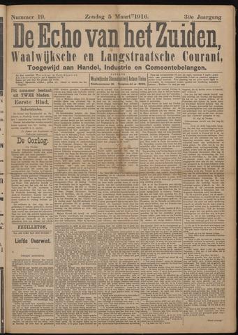 Echo van het Zuiden 1916-03-05