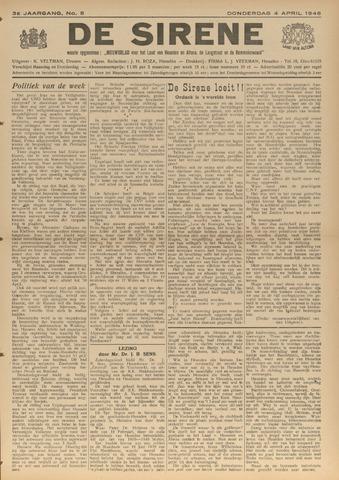 De Sirene 1946-04-04