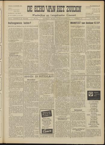 Echo van het Zuiden 1958-12-19