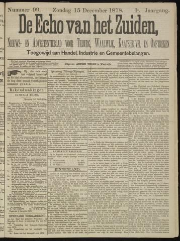 Echo van het Zuiden 1878-12-15