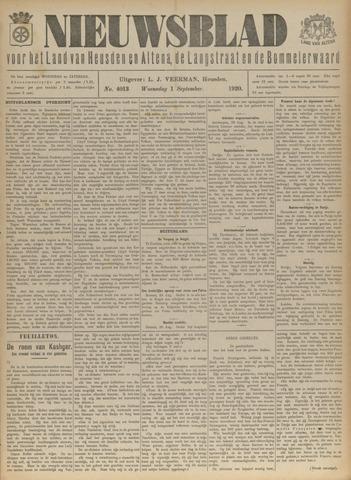 Nieuwsblad het land van Heusden en Altena de Langstraat en de Bommelerwaard 1920-09-01