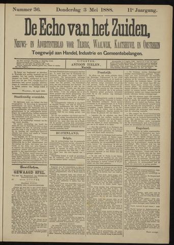Echo van het Zuiden 1888-05-03