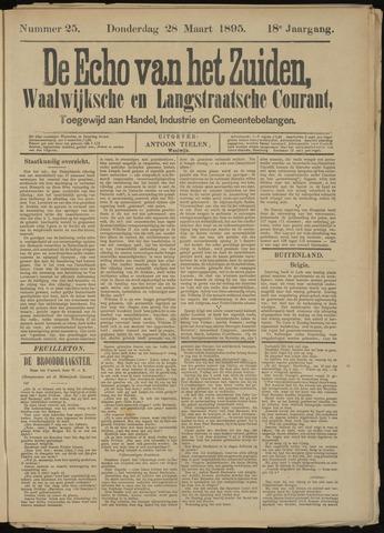 Echo van het Zuiden 1895-03-28