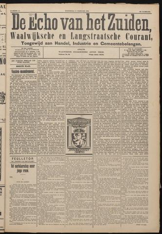 Echo van het Zuiden 1926-02-17