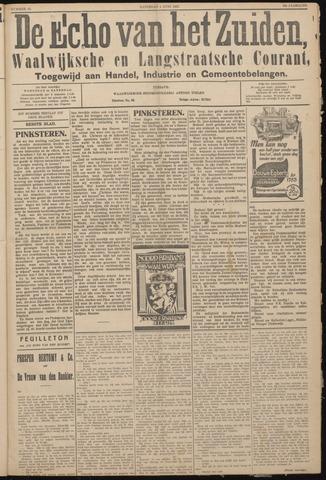 Echo van het Zuiden 1927-06-04