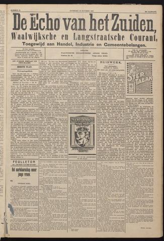 Echo van het Zuiden 1925-10-10