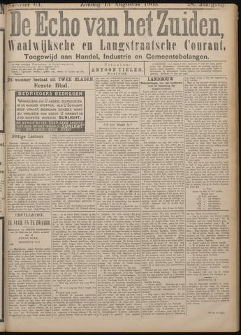 Echo van het Zuiden 1905-08-13