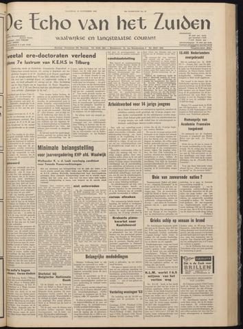 Echo van het Zuiden 1962-11-19